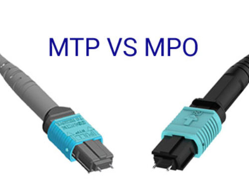 What is the difference between MPO and MTP connectors?