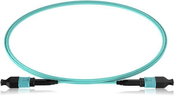 MPO OM3 40G jumper