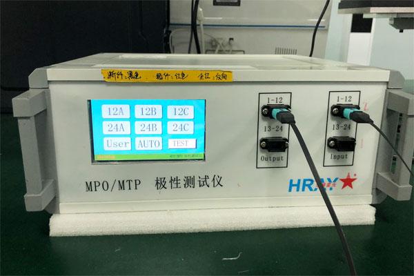 FSG MPO Polarity Tester